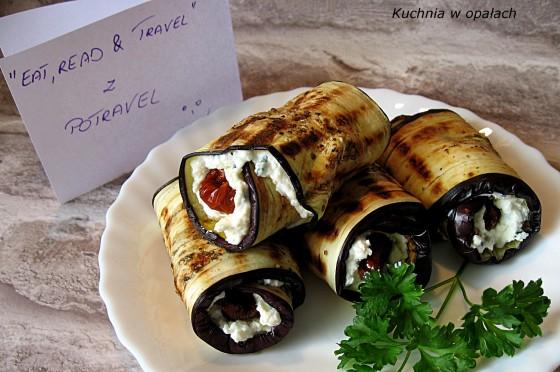 bakłażan grillowany potravel