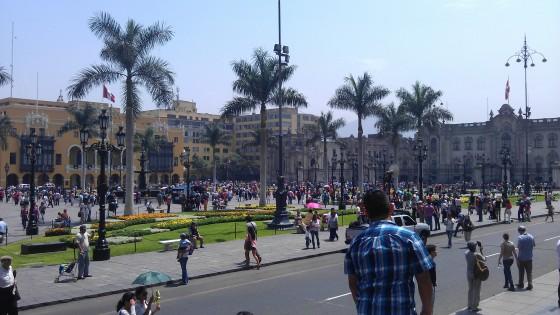 Plaza Del Armas