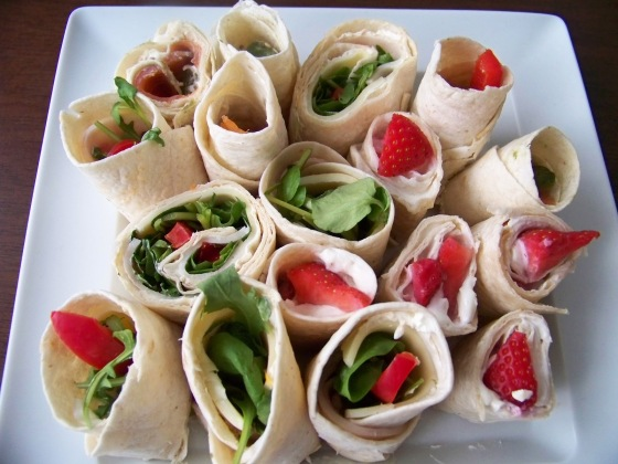 mini tortille