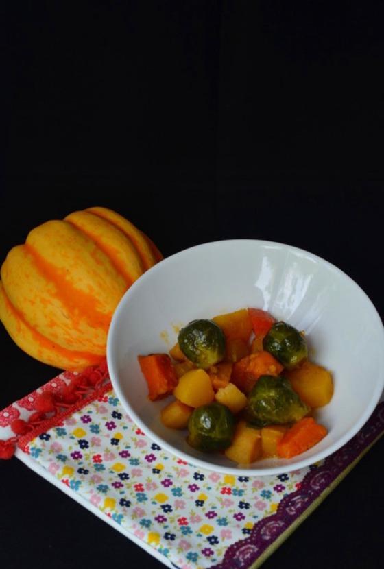 gulasz warzywy