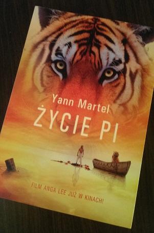 Życie Pi - Yann Martel Wydawnictwo ALBATROS A. KURYŁOWICZ