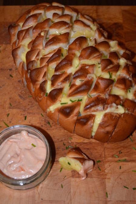 chleb nadziewany