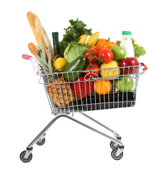 Carrito-supermercado