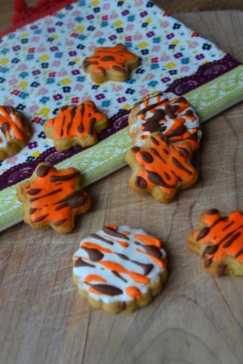 ciasteczka mandarynkowe
